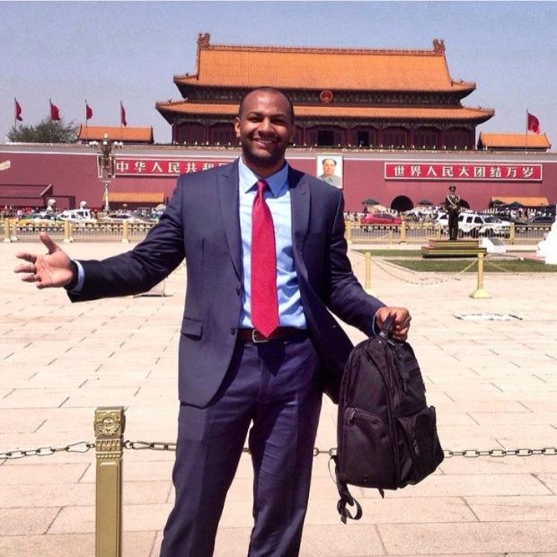 Kamar in Beijing